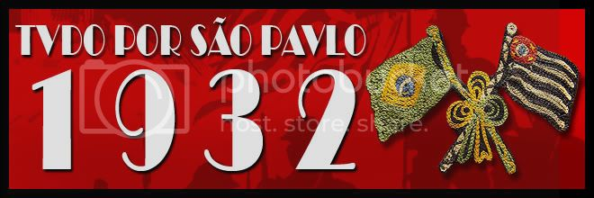 Tudo por So Paulo 1932