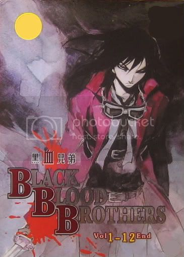 Black Blood Brothers - f Pictures, Images and Photos